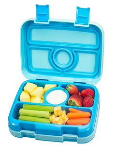 Every day Lunch Box 4 compartments Blue