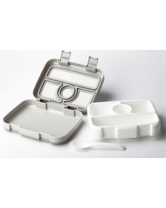 Every day Lunch Box 4 compartments Grey
