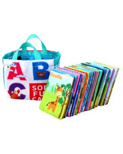 Bath Time Flash Cards Pack