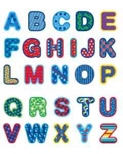 Kids Names Wall Stickers (Blue)