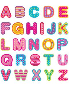 Kids Names Wall Stickers (Brights)