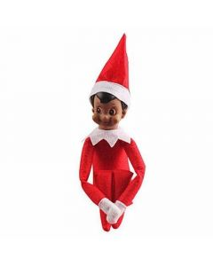 Christmas Cousin Black Face Boy