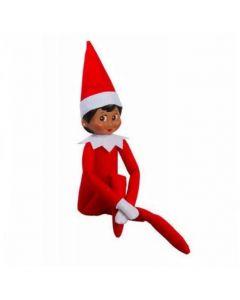 Christmas Cousin Black Face Girl