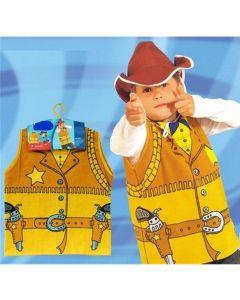 Kids Cowboy Dress Up Costume