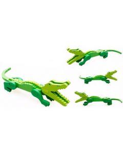 Kids 3D Jigsaw Puzzle - Crocodile