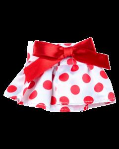 Christmas Cousin Clothes 1950's Polka Dots Skirt