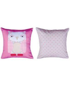 Themed Cushion - Cuddly Toys Girls - Owl
