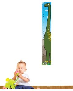 Dinosaur Multi Coloured Growth Chart Pack
