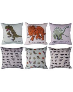 Dinosaurs (pack of 3) Cushions Pack