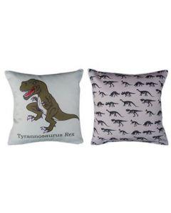 Themed Cushion - Dinosaurs - Tyrannosaurus Rex