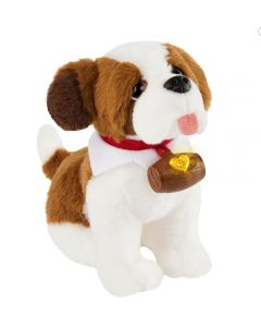 Elf on the Shelf Adopt a Pet Saint Bernard