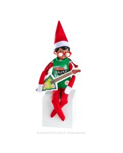 Elf on a Shelf North Pole Rock and Role