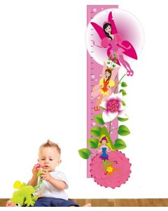 Enchanted Forest Multi Coloured Growth Chart Pack