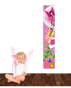 Fairy Multi Coloured Growth Chart Pack