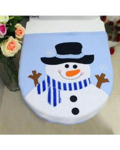 Toilet Seat Cover - Frosty
