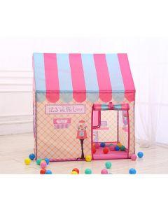 Ice Cream Kids Play Tent