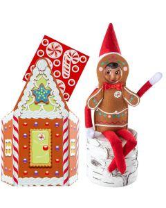 Elf on a Shelf Jolly Gingerbread Activity Set