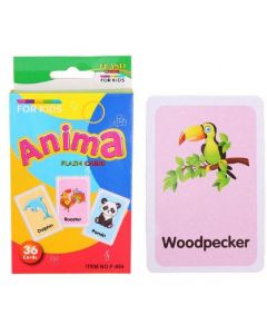 Kids Flash Cards Animals