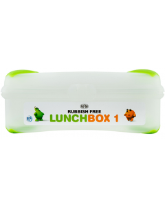 NFM Lunch Box Green