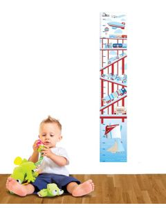 Planes Trains Automobiles Multi Growth Chart Pack