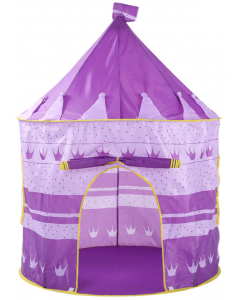 Purple Castle Play Tent