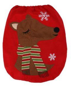Toilet Seat Cover - Reindeer