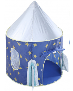 Rocketship Play Tent