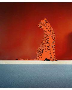 Safari Cheetah Look Left Giant Character Pack