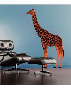 Safari Giraffe Look Left Giant Character Packs