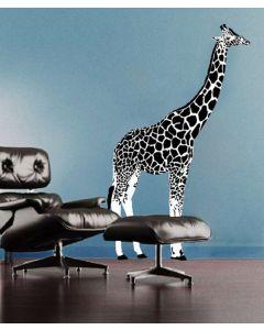 Safari Giraffe Look Right Giant Character Pack