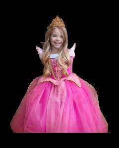 Kids Sleeping Beauty Party Dress