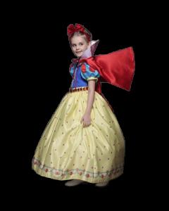 Kids Snow White Tutu Dress