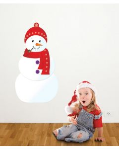 Snowman Multi Giant Character Pack