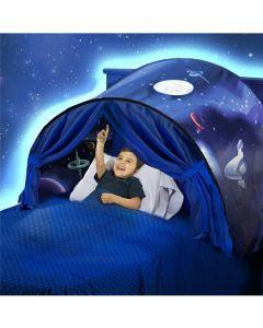 Space Adventure Foldable Sky Tent Indoor Bed Net