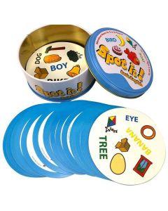 Spot It Card Game Basic English