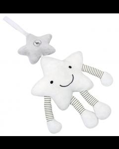 Music Hanging Star Crib Toy