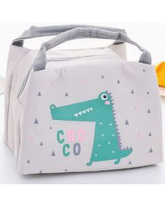 Thermal Bento Cooler Heat Bags Crocodile