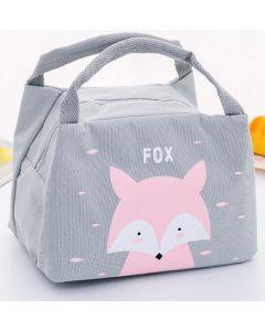 Thermal Bento Cooler Heat Bags Fox