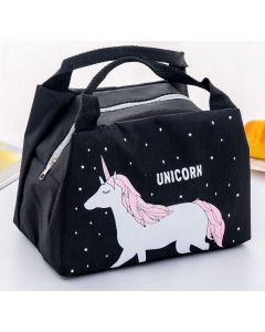 Thermal Bento Cooler Heat Bags Unicorn