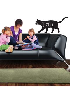 Tom Cat Black Blackboard Packs