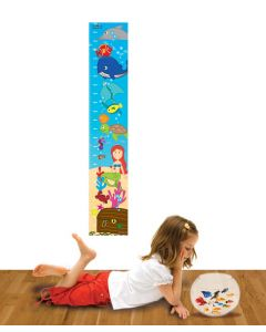 Under The Sea Multi Growth Chart Pack