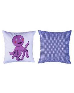 Themed Cushion - Under the Sea - Octopus