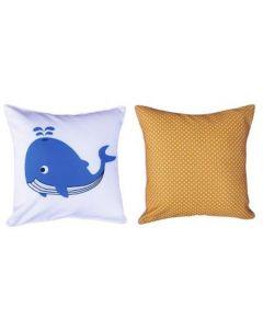 Themed Cushion - Under the Sea - Whale