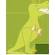 Dinasours - Tyrannosaurus rex