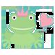 Princes Frog
