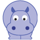 Jungle - Hippopotamus