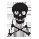 Pirate - Crossbones