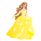 Princess -Yellow