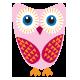 Twirly - Owl