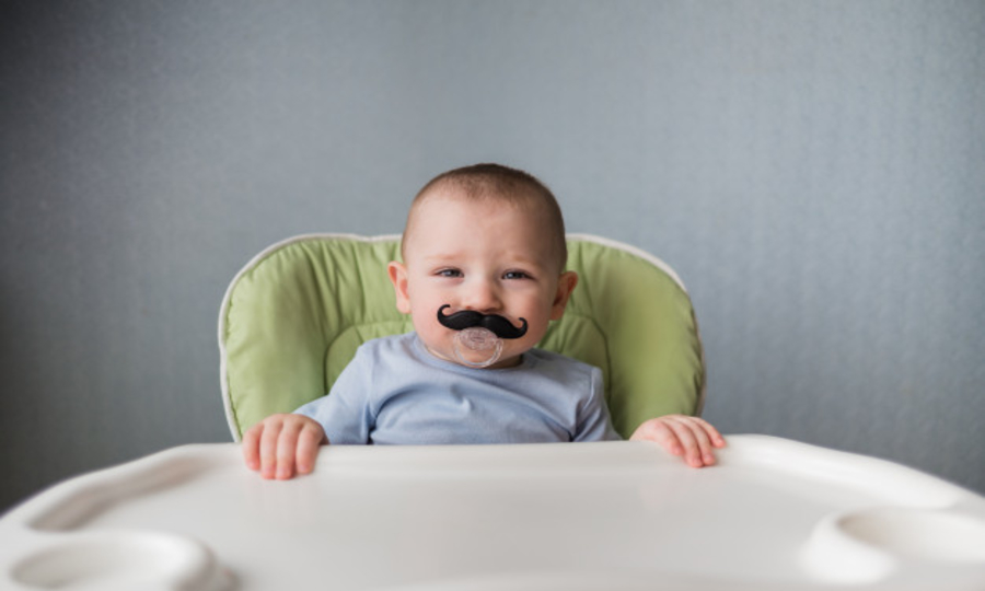 Movember - Celebrity Babies Celebrate A Great Cause